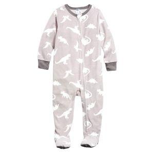 4T Old Navy Fleece Footie Sleeper Pajamas NWT